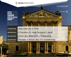 Prague Opera Tickets